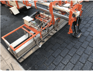 fotos de diseño de entrada de asfalto Asfalto Impreso Byond Pavimento Continuo Islas